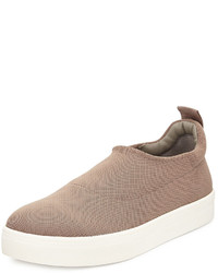 Eileen Fisher Cali Stretch Slip On Sneaker Quartz