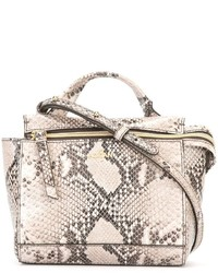Hogan python effect small tote medium 803492