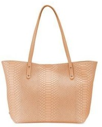Mini taylor python embossed leather tote medium 3716941