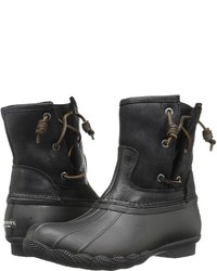 Sperry Saltwater Pearl Rain Boots, $120
