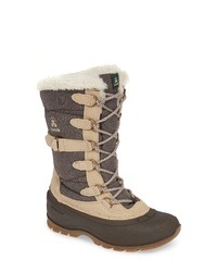 Kamik Snovalley2 Waterproof Thinsulate Insulated Snow Boot