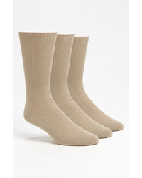 Calvin Klein Cotton Blend Dress Socks