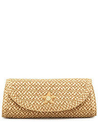 f44d8d64932a Women's Tan Straw Clutches from Neiman Marcus | Women's Fashion ...
