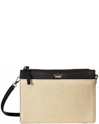 Kate Spade New York Cameron Street Straw Clarise Handbags