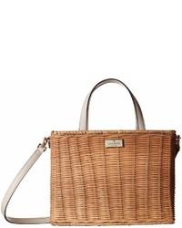 Kate Spade New York Woven Straw Key Items Sam Handbags