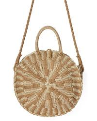 Billabong X Sincerely Jules Keep It Simple Woven Shoulder Bag