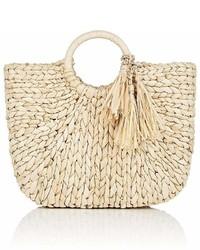 Small straw tote bag medium 6988854