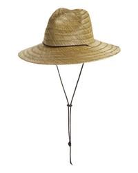 Brixton Bells Straw Sun Hat