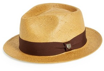 how to wear a tan hat
