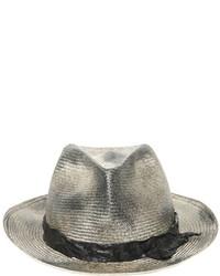 Möve Vintage Effect Woven Straw Hat