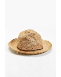 348d40a607fe1 ... Urban Outfitters Rosin Overturned Brim Straw Hat ...
