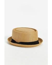 Urban Outfitters Straw Porkpie Hat