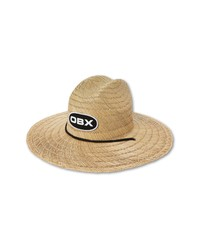 Volcom X Outer Banks Obx Pogue Straw Lifeguard Hat