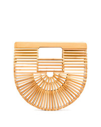 Cult Gaia Box Clutch Bag