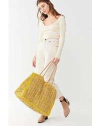 Urban Outfitters Extra Large Woven Tote Bag