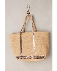 Vanessa Bruno Le Cabas Raffia Tote Natural All Bags