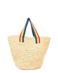 Rainbow handle oversized tote medium 7537597
