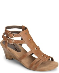 A2 By Rosoles Mayor Wedge Sandals