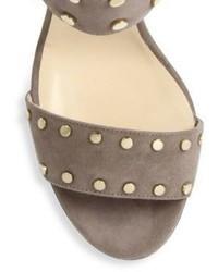 c6e5f389757a ... Jimmy Choo Veto Studded Suede Block Heel Sandals