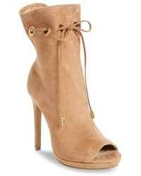 Cavalier open toe bootie medium 1195545