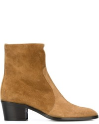 Pointed toe ankle boots medium 681119