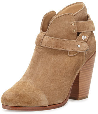 e09d8d9bebbaa $525, Rag and Bone Rag Bone Harrow Suede Ankle Boot Camel