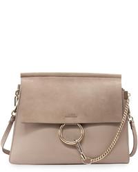 Chloé Chloe Faye Medium Flap Shoulder Bag