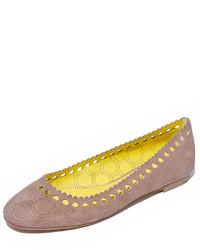 Diane von Furstenberg Corolla Ballet Flats