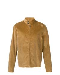 Salle Privée Corduroy Zipped Up Jacket