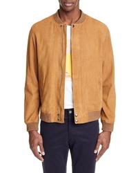 Editions M R Jean Paul Suede Jacket
