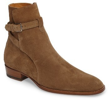f9f89445461 Saint Laurent Wyatt Boot, $1,045 | Nordstrom | Lookastic.com