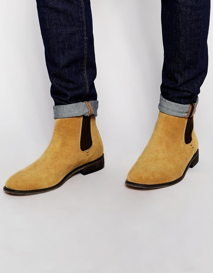 sale best wholesale looking for online Bellfield Suede Chelsea Boots deals cheap price oqe3QKNGaa