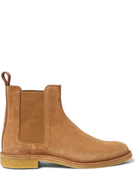 Saint Laurent Suede Chelsea Boots Where To Buy Amp How To Wear