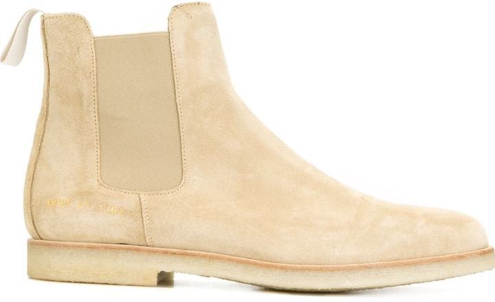 Common Projects Chelsea Boots, $526