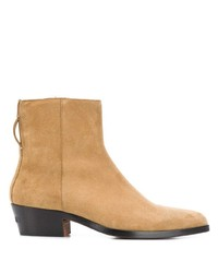 Ermenegildo Zegna Fearofgodzegna Pointed Toe Ankle Boots