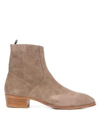 Represent Smooth Ankle Boots