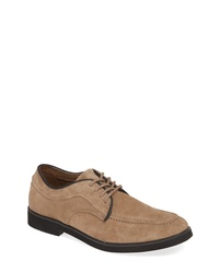 Hush Puppies Bracco Moc Toe Derby