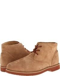 Tan Suede Desert Boots
