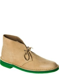 Clarks Desert Boot Lace Up Boot