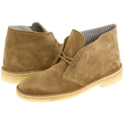 8d6d6b06d8d Desert Boot Lace Up Boots Oakwood Suede