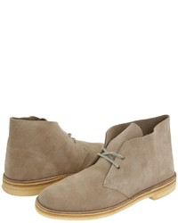 Clarks Desert Boot Lace Up Boots