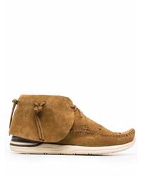 VISVIM Foldover Moccasin Boots