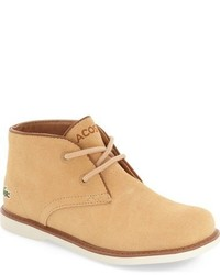 Lacoste Boys Sheerbrooke Chukka Boot