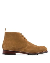 Grenson Wendell Suede Ankle Boots