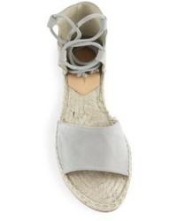 c0393a8f6f0 ... Diane von Furstenberg Dakota Suede Gladiator Espadrille Sandals ...