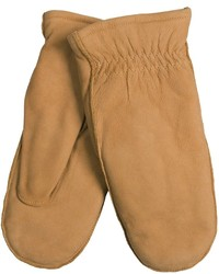 Tan Suede Gloves