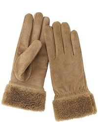 Uniqlo Suede Touch Gloves