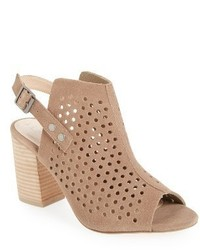 Sole Society Rena Slingback Bootie