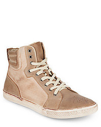 Jumps suede panel high top sneakers medium 417264