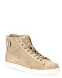 Suede high top sneakers medium 3701358